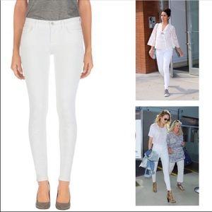 26 J Brand skinny white Jean